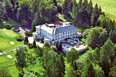 Golf & Kurhotel Marienbad Czech Republic