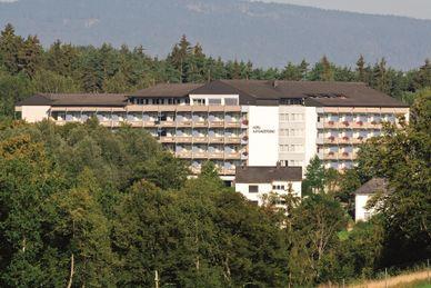 Hotel Alexandersbad Germany