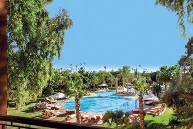 Es Saadi Hotel - Marrakesh Resort Morocco