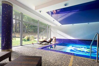 Spa & Wellnesshotel St. Moritz Czech Republic