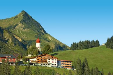 Boutique Hotel the Mittagspitze Austria