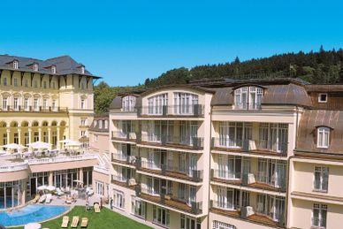 Falkensteiner Hotel Grand MedSpa Marienbad Czech Republic