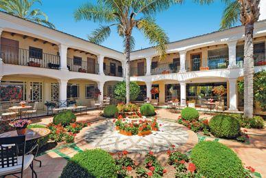 Hotel Los Monteros Spain