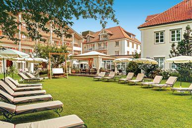 Mühlbach Thermal Spa & Romantic Hotel Germany