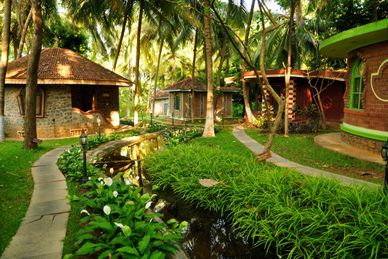 Kairali - The Ayurvedic Healing Village India