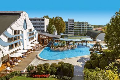 NaturMed Carbona Hotel Hungary