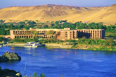 Relaxation by the Nile
