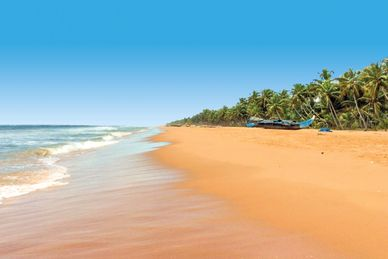 Linta's Golden Beach Resort India