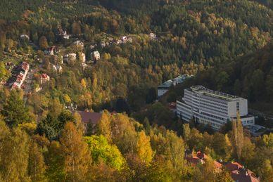 Spa Hotel Behounek Czech Republic