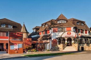 Hotel Piroska Hungary
