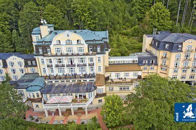 Kurhotel Royal Marienbad Czech Republic