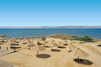 Health Spa Hotels at the Dead Sea - Resorts in Israel and Jordan