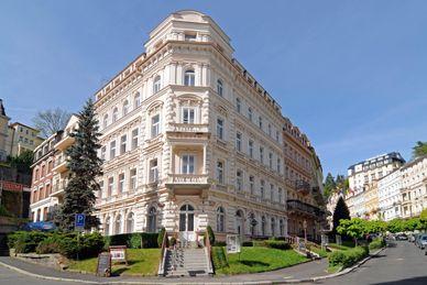 Hotel Slovan Czech Republic