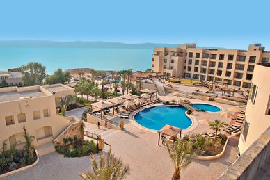 Dead Sea Spa Hotel with Medical Centre Jordan