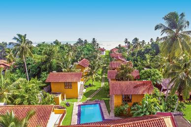 Muthumuni Ayurveda Beach Resort Sri Lanka