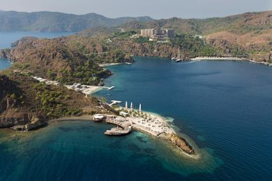 D Maris Bay Turkey
